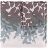Hemisphere Irelia print scarf