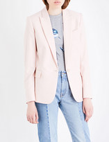 Stella McCartney Ingrid single-breasted wool jacket