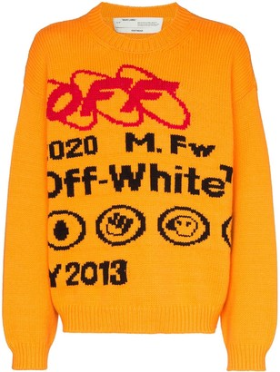 Off-White Industrial Y013 sweater