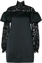 No.21 lace trim dress - women - Polyester - 42