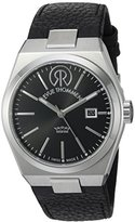Revue Thommen Men's 107.01.04 Urban Lifestyle Analog Display Swiss Automatic Black Watch