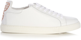 Sophia Webster Bibi low top leather trainers