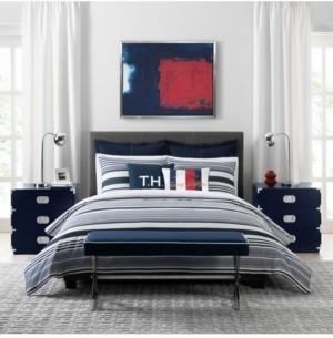 Tommy Hilfiger Island Stripe King Comforter Set Bedding