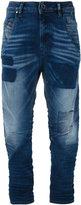 Diesel cropped jeans - women - Cotton/Lyocell/Spandex/Elastane - 28/32