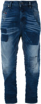 Diesel cropped jeans - women - Cotton/Spandex/Elastane/Lyocell - 28/32