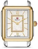 Michele Deco Watch Head, 27mm - 100% Exclusive
