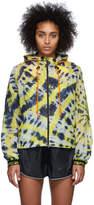 Nike Yellow Off-White Edition NRG 1 AOP Jacket