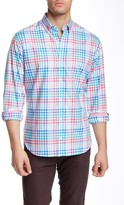 Tailorbyrd Woven Long Sleeve Regular Fit Shirt