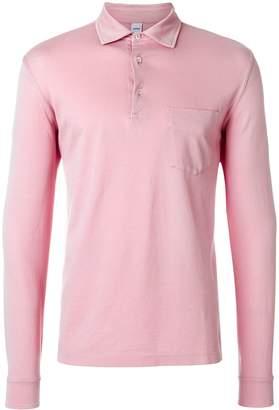 Aspesi longsleeved polo shirt