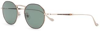 Matsuda M3058 round-frame sunglasses