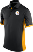 Nike Men's Pittsburgh Steelers Team Issue Polo