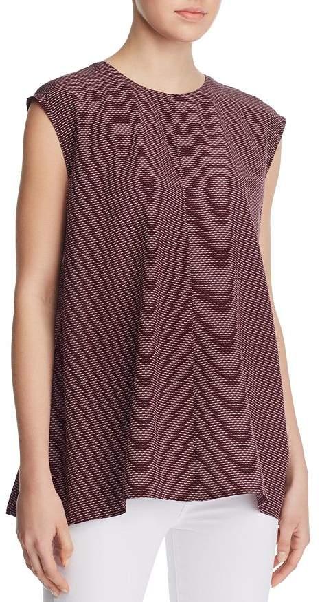 5b62c8af33c Eileen Fisher Silk Tunic - ShopStyle