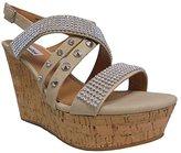 Not Rated Women's Viti Wedge Sandal