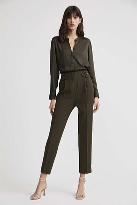 Witchery Double Buckle Pant
