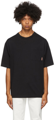 Acne Studios Black Patch Pocket T-Shirt