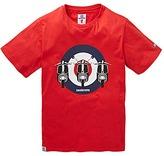 Lambretta Club Classic T-Shirt Long