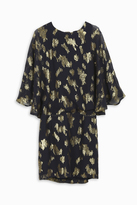 Paul & Joe Jacquard Lurex Mini Dress