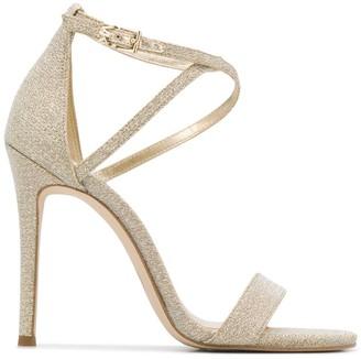 MICHAEL Michael Kors Sparkly Heeled Sandals