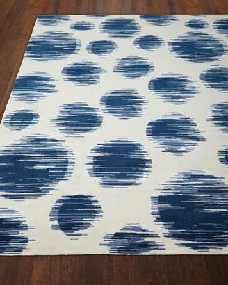 Nourcouture Kipling Dot Rug, 12' x 15'