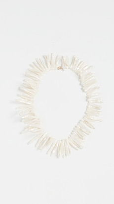 Beck Jewels 14k Mare Pearl Necklace