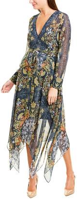 BCBGMAXAZRIA Wrap Dress