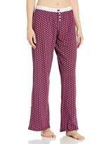 Tommy Hilfiger Women's Th Logo Bottom Lounge Pajama Pant