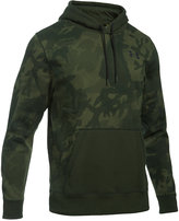 Under Armour Men's Rival Camo Hoodie