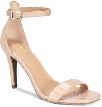 Material Girl Blaire Two-Piece Dress Sandals, Women Shoes