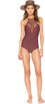 Acacia Swimwear Teahupo'o One Piece