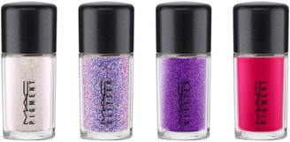 M·A·C Shiny Pretty Things Party Favors 4-Piece Mini Glitter & Pigments Set: Pink