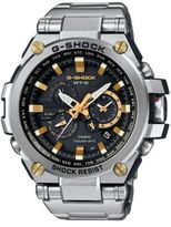 G-Shock Two-Tone Stainless Steel Link Bracelet Watch