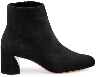 Christian Louboutin Turela Suede Ankle Boots