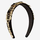 Velvet Jewelled Headband