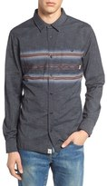 Vans Men's Wilton Stripe Woven Shirt