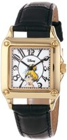 EWatchFactory Disney Women's W000474 Tinker Bell Perfect Square Watch
