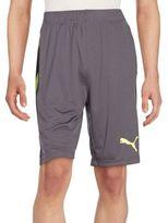 Puma Tilted Form Striped Shorts