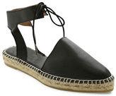 Andre Assous Vanessa Leather Espadrille Flats