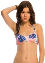 Roxy Dry Wind Halter Triangle Bikini Top 8142169