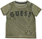 GUESS Factory Logo Tee (2-x)