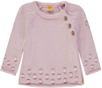 Steiff Baby Girls' Pullover Jumper