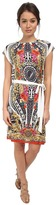 Versace S/S Graphic Print Shirtdress