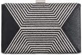 INC International Concepts I.n.c. Rochel Black Small Clutch, Created for Macy's