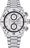 Edox Men's Co-1 45mm Steel Bracelet & Case Automatic Watch 01122 3bnm Binn