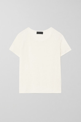 Nili Lotan Kimberly Linen T-shirt