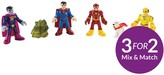 Imaginext Super Friends Heroes And Villains