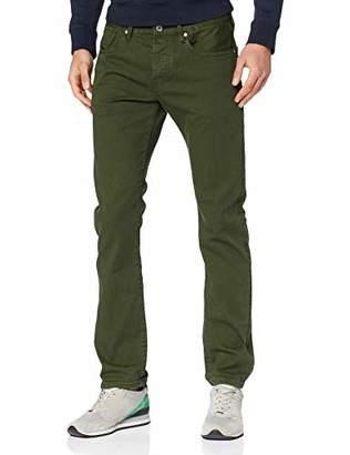 Scotch & Soda Men's Ralston-Clean Garment Dye Colours Slim Jeans