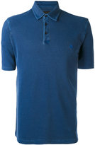 Z Zegna logo plaque polo shirt - men - Cotton - S