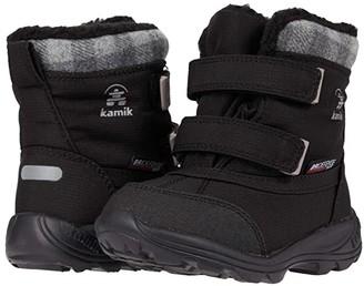 Kamik Sparky (Toddler) (Black) Kid's Shoes