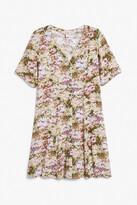 Thumbnail for your product : Monki Retro skater dress