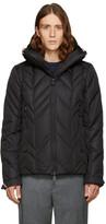 Moncler Black Down Corbier Jacket